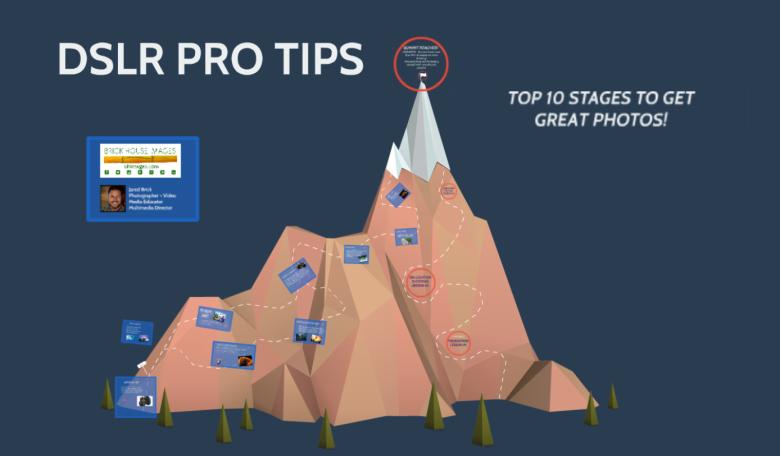 DSLR Pro Tips