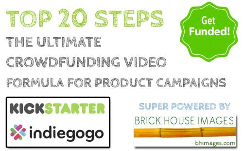 Top 20 Crowdfunding Video Formula steps for product campaigns